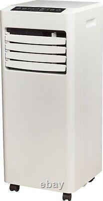 Premiair White 8000 BTU Portable Local Air Con Conditioner Unit & Remote Control