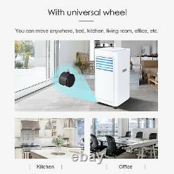 R290 Air Conditioner Portable Conditioning Unit 7000BTU 2.06kW Remote Class A