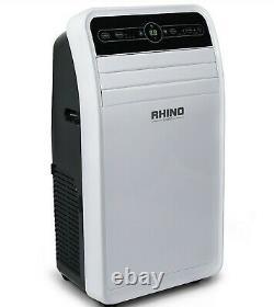 RHINO AC12000 3 IN 1 AIR CONDITIONING UNIT DEHUMIDIFIER & FAN 12000BTU (3.5kW)