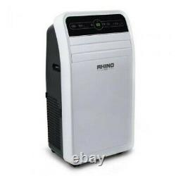 Rhino Ac9000 Portable Air Con Unit Conditioner Fan 9000 BTU Conditioning H03620