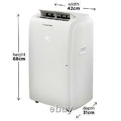 Russell Hobbs RHPAC4002 2in1 Air Conditioner & Dehumidifier 9000BTU & Window Kit