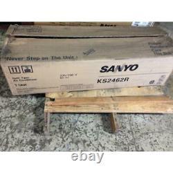 Sanyo Ks2462r 27,000 Btu Mini-split Indoor Air Conditioner, 13 Seer R-410a