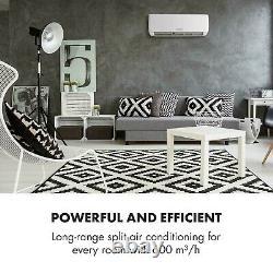 Smart Split Air Conditioner 600m³ / h 1090 / 970W 12000 BTU