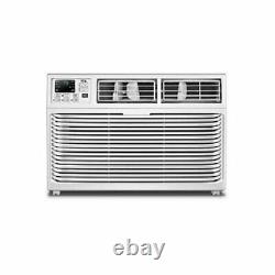 TCL 10W3E1-A 10,000 BTU 3 Fan Speed 8 Directional Cooling Window Air Conditioner