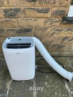 TCL AC12 12000 BTU Eco Smart App WIFI Portable Air Conditioner