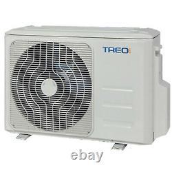 TREO 9000 BTU Klimaanlage Klimagerät Split Inverter Air Conditioner 2.63kW A++