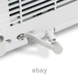 TROTEC Mobile Air Conditioner Monobloc PAC 2010 E 2.1 kW / 7,200 Btu EER A