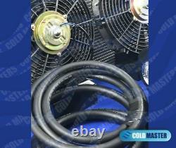 UNIVERSAL UNDERDASH AIR CONDITIONER 2V 450 HD 5V 22000 btu With ELEC HARNESS