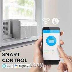 U Inverter Window Air Conditioner 10,000BTU, U-Shaped AC with Open 10000 BTU