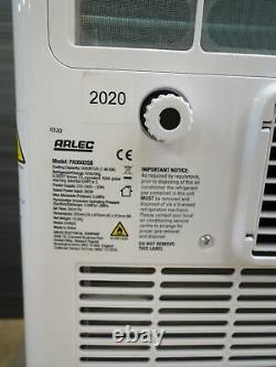 Unboxed Arlec PA0502GB 5000 5K BTU Air Conditioner Aircon Cooler White #1