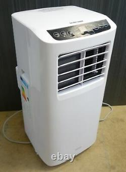 Unboxed Arlec PA0803GB 8000 BTU/h Portable Cooling Air Conditioner +Pipes, Remote