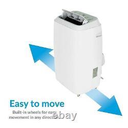12000 Btu Portable Air Conditioner Mobile Avec Pompe À Chaleur