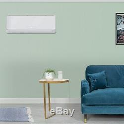 12000 Btu Smart Wifi A ++ Facile S'adapter Diy DC Inverter Split Wall Air Con Eiq-12wminv