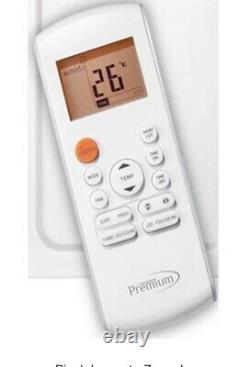 12 000 Btu 1 Tonne Sans Conduit Mini Climatiseur Split 110v/60hz Indoorunit Seulement