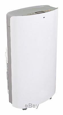 15000 Btu Portable Air Con Conditioner Avec Télécommande, Minuterie, Chauffage Et Déshumidificateur