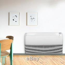 24000 Btu 7.1kw Sol Mur Plafond Monté Climatiseur Avec Heat-fc24k