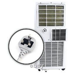 3 Dans 1 Climatiseur De Refroidissement D'unité D'air Con D'air, Déshumidifier, Refroidissement 9000btu