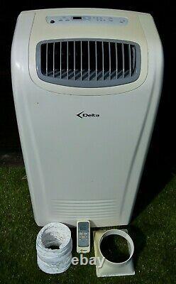 3 En 1 Unité De Climatisation Portable 9000btu / Déshumidificateur / Ventilateur De Refroidissement