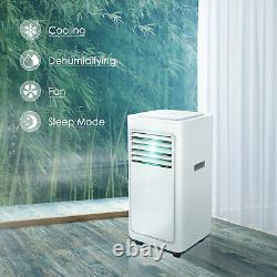 4in1 Eco 7000btu Climatiseur Climatiseur Portable Avec Télécommande De Classe A
