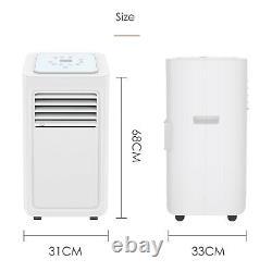 4in1 Eco 7000btu Climatiseur Portable Climatiseur + Remote Class A