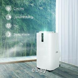 4in1 Eco Wifi 12000btu Climatiseur Portable Unité De Conditionnement 3.53kw Classe A