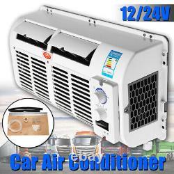 7000btu / H 12v / 24v Voiture Camion Climatiseur Ventilateur Mural