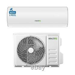 9000 Btu Wifi Smart A+++ Facile D'ajustement DC Inverter Climatiseur Mural À Fente Avec He