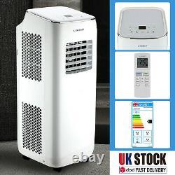 9000btu 5in1 Climatiseur Refroidisseur Portatif Ventilateur D'humidificateur À Distance Purificateur R290