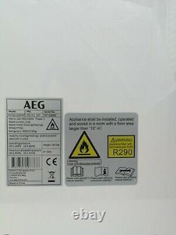Aeg Axp26u558hw 9000 Btu Climatiseur Portable Avec Pompe À Chaleur Ha2355