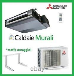 Air Conditioning Mitsubishi Onduleur Conduit Sez-kd25val 9000 Btu