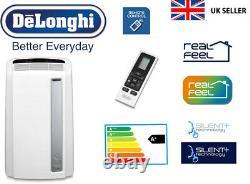 Air Conditionné Portable Delonghi Air Con Silent Cooling Déshumidificateur 3 Vitesses