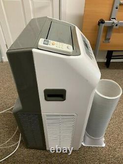Appareil De Climatisation Mobile Heater Warm 14000 Btu Chigo Kyr-toshiba Compresseur