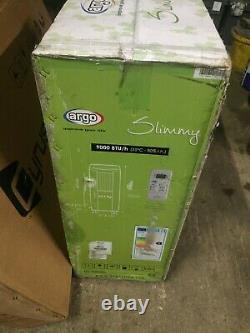 Argo Slimmy 9000btu Portable Climatiseur Bnib