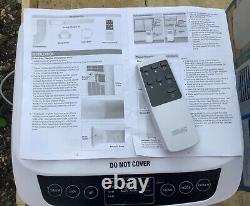 Arlec Pa0803gb 8000 Btu/h Climatiseur De Refroidissement Portable Complet À Distance