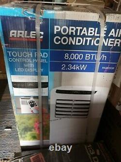 Arlec Pa0803gb 8000 Btu/h Climatiseur De Refroidissement Portatif