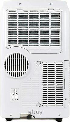 Black + Decker Bpact08wt Portable Climatiseur, 8000 Btu, Blanc