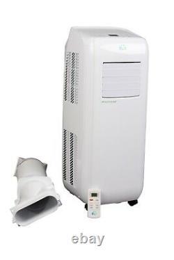 Blu09 Portable Air Conditioning Unit 9,000btu Avec Kit Fenêtre Gratuit