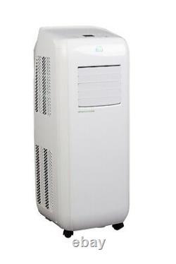 Blu09 Unité Portable Avec Climatisation 9,000btu Kit Fenêtre Gratuit