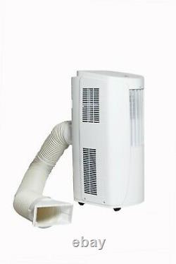 Blu12 12 000 Btu Portable Air Conditioning Unit With Window Kit Blu Par Gree