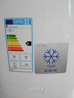 Blyss 9000 Btu / 2600 W Climatiseur Local Wap 12ea26 Peu Utilisé
