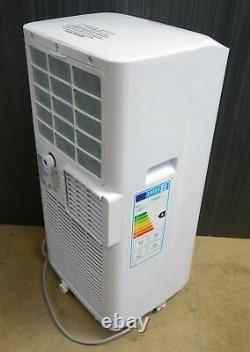 Boîte Arlec Pa0803gb 8000 Btu/h Climatiseur De Refroidissement Portable + Tuyaux, Distant