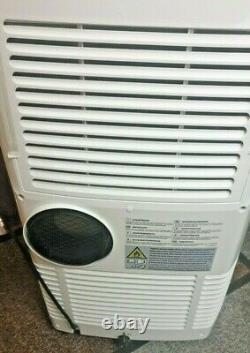 Boîte De'longhi 10k Btu Climatisation Portable, Pac Cn92 Silent Rrp 692.00