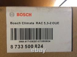 Bosch Climate 5.3kw 18084 Btu Chauffage/refroidissement Unité De Climatisation À Fractionnement Unique