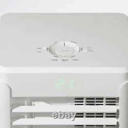 Brand New Daewoo 12000 Btu Unité De Climatisation Portable 3-en-1, Blanc