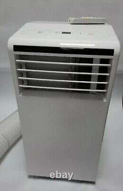 Challenge 5000btu Air Conditioning Unit Portable Sur Roues Avec Télécommande