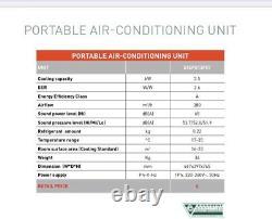 Ciat Climatiseur / Portable 12000 Btu / Froid Seul Plug & Go