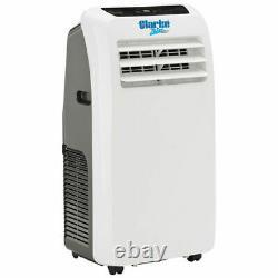 Clarke Ac13050 12000btu Climatiseur Portable Avec Télécommande 32305