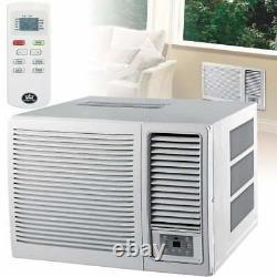 Climatiseur 9000 Btu Fenêtre De Refroidissement Dans Le Mur De Montage Avec Minuterie À Distance