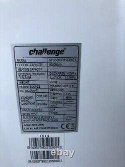 Climatiseur Challenge 8000 Btu