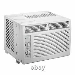 Climatiseur De Fenêtre 5 000 Btu Petit Compact Léger Refroidissement De Chambre Puissant